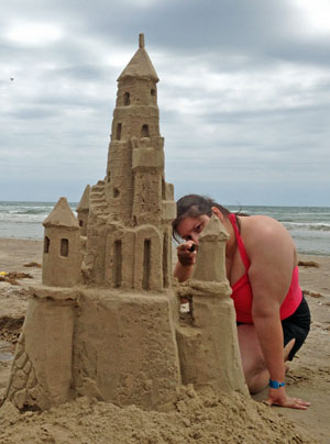sandcastle south padre island